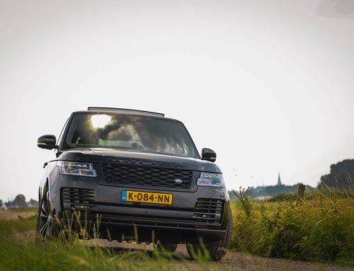 Test Land Rover Range Rover Fifty D350 – Bombastisch